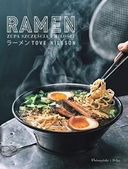 okładka Ramen Zupa szczęścia i miłości, Książka | Nilsson Tove
