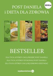 okładka Post Daniela i dieta dla zdrowia Pakiet, Książka | Krystyna Dajka