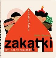 okładka Zakątki, Książka   Rolnik Michalina
