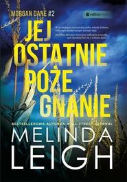 okładka Jej ostatnie pożegnanie, Książka | Leigh Melinda