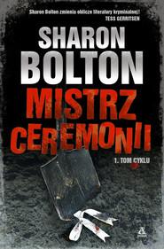 okładka Mistrz ceremonii, Książka | Sharon Bolton