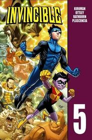 okładka Invincible Tom 5, Książka | Robert Kirkman