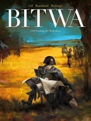 okładka Bitwa, Książka | Patrick Rambaud, Frederic Richaud