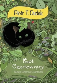 okładka Kot Czarownicy, Książka | Piotr T. Dudek