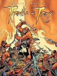 okładka Trolle z Troy vol. 1-4, Książka   Arleston Christophe