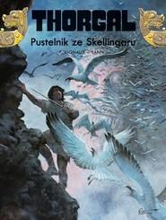 okładka Thorgal Pustelnik ze Skellingaru, Książka | Pennetier Yann