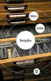 okładka Książka, Książka | Mikołaj Łoziński