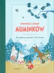 okładka Opowieści z Doliny Muminków, Książka |