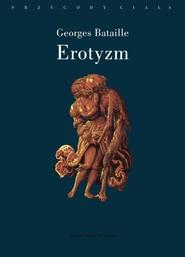 okładka Erotyzm, Książka | Bataille Georges