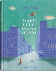 okładka Lekkie życie Barnaby'ego Brocketa, Książka | John Boyne