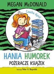 okładka Hania Humorek Pożeracze książek, Książka | McDonald Megan