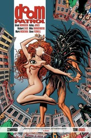 okładka Doom Patrol T.2, Książka | Grant Morrison