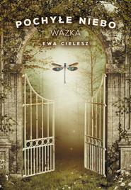 okładka Pochyłe niebo Część 3 Ważka, Książka   Ewa Cielesz