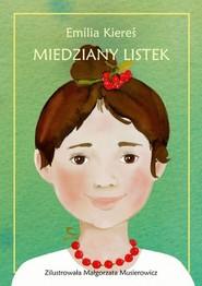 okładka Miedziany listek, Książka | Kiereś Emilia