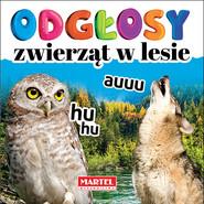 okładka Odgłosy zwierząt w lesie, Książka | Agnieszka Anna Wiatrowska