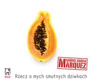 okładka Rzecz o mych smutnych dziwkach, Audiobook | Gabriel Garcia Marquez