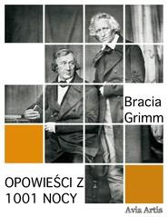 okładka Opowieści z 1001 nocy, Ebook | Bracia Grimm