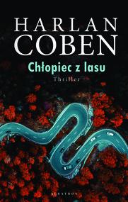 okładka Chłopiec z lasu, Książka | Harlan Coben