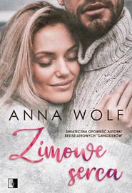 okładka Zimowe serca, Książka | Anna Wolf
