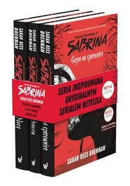 okładka Pakiet: Chilling adventures of Sabrina, Książka | Sarah Rees Brennan