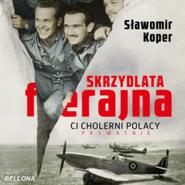 okładka Skrzydlata ferajna, Audiobook | Sławomir Koper