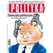 okładka AudioPolityka Nr 39 z 23 września 2020 roku, Audiobook | Polityka