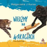 okładka Wiedźmy na wakacjach, Audiobook | Małgorzata J. Kursa