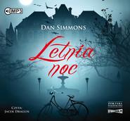 okładka Letnia noc, Audiobook | Dan Simmons