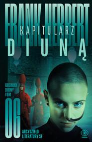 okładka Kapitularz Diuną, Ebook | Frank Herbert