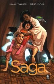 okładka Saga Tom 9, Książka | Brian K. Vaughan