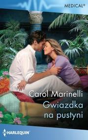 okładka Gwiazdka na pustyni, Ebook | Carol Marinelli