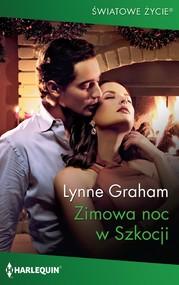 okładka Zimowa noc w Szkocji, Ebook | Lynne Graham