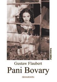 okładka Pani Bovary, Ebook | Flaubert Gustaw