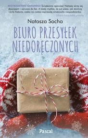 okładka Biuro przesyłek niedoręczonych, Książka | Natasza  Socha