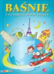 okładka Baśnie z czterech stron świata, Książka  