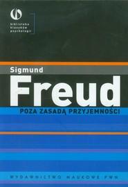 okładka Poza zasadą przyjemności, Książka | Sigmund Freud