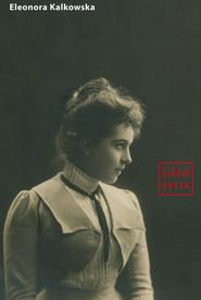 okładka Głód życia, Książka   Eleonora Kalkowska