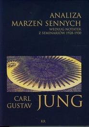 okładka Analiza marzeń sennych według notatek z seminariów 1928-1930, Książka | Carl Gustav Jung