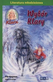 okładka Klara 11 Wybór Klary, Książka | Pia Hagmar