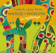 okładka Wiersze i wierszyki, Książka   Jerzy Ludwik Kern