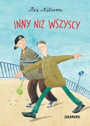 okładka Inny niż wszyscy, Książka | Nilsson Per