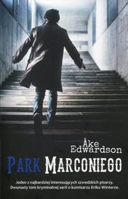 okładka Park Marconiego, Książka | Åke Edwardson
