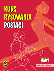okładka Kurs rysowania postaci, Książka | Hart Christopher