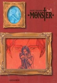 okładka Monster 9, Książka | Urasawa Naoki