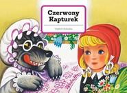 okładka Czerwony Kapturek, Książka | Kubašta Vojtěch