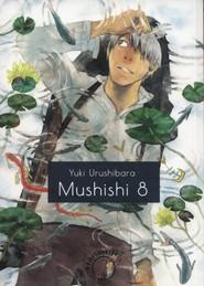 okładka Mushishi 8, Książka | Urushibara Yuki