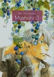 okładka Mushishi Tom 3, Książka | Urushibara Yuki