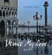 okładka Venice my love, Książka   Morgan Ewa Górniak
