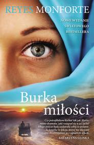 okładka Burka miłości, Książka | Reyes  Monforte