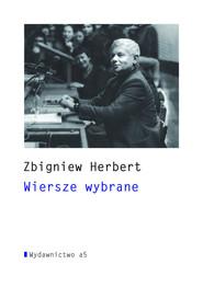 okładka Wiersze wybrane+ CD, Książka | Zbigniew Herbert